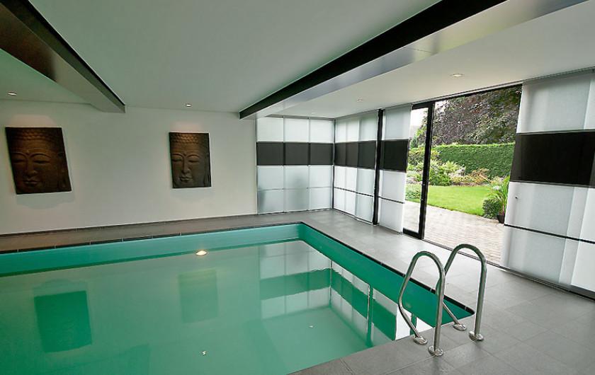 Heb je voor het bouwen van een zwembad een vergunning for Binnenzwembad bouwen